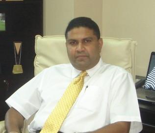 PHOTO - Director Lankem Ceylon PLC Ruwan T. Weerasinghe