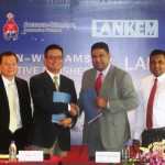 PHOTO - Lankem Paints ties up with American coatings giant Sherwin-Williams