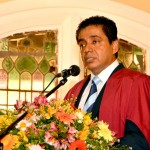 PHOTO 01 - Ben Manickam, the new Principal of Wesley College, Colombo.