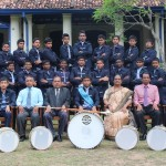 Senior Western Band of Wesley College Colombo